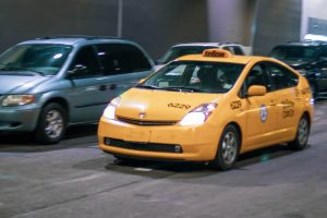 Seeking Compensation After a Taxi Accident