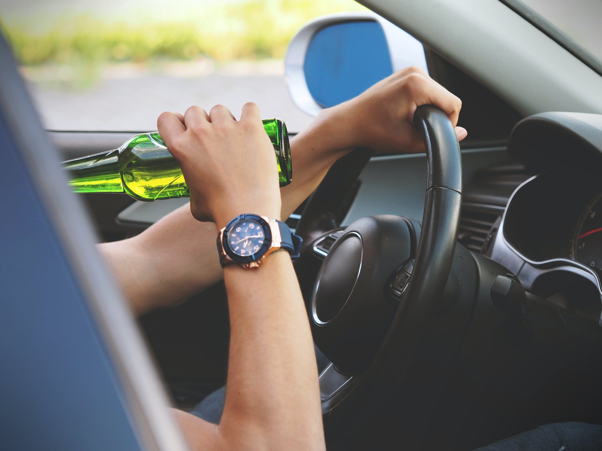 How Does Alcohol Affect Driving?